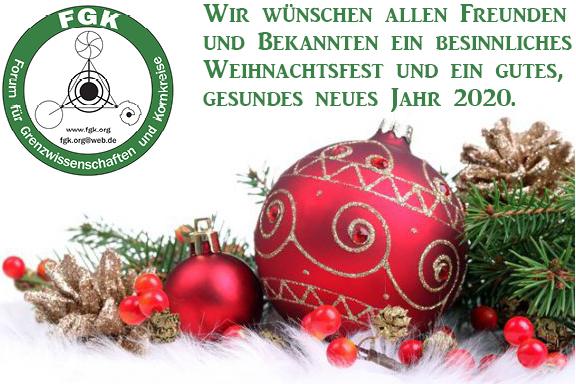 FGK Weihnachten