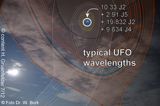 Burk Delta Ufo EW1